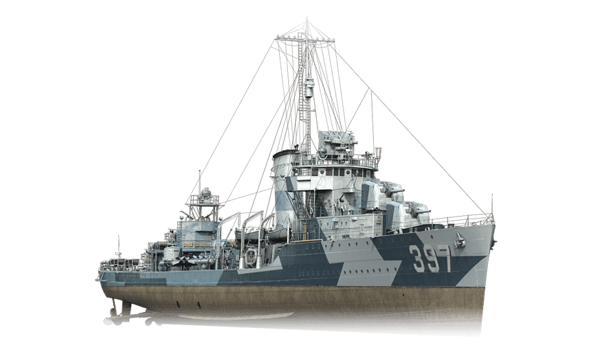 Benham Warships Detailed Statistics Wows Stats Numbers Asia