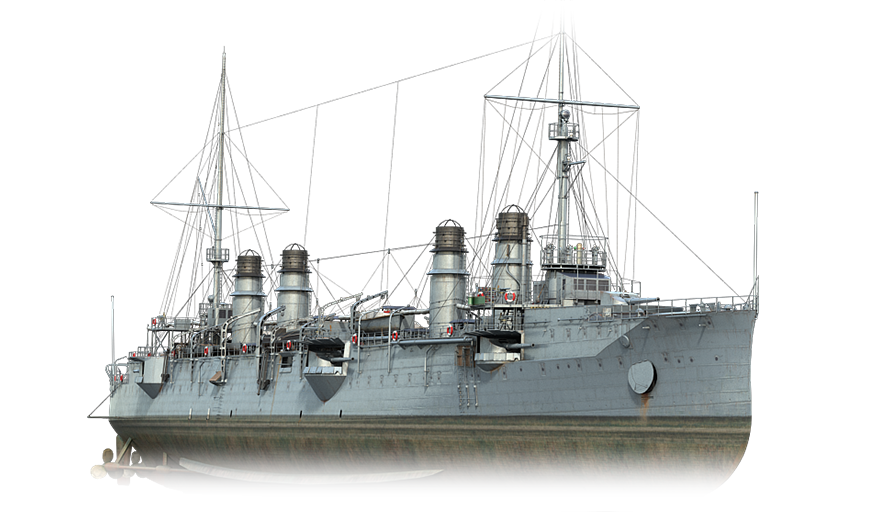 WoWS Stats & Numbers - RU - Jurien de la Gravière - Warships