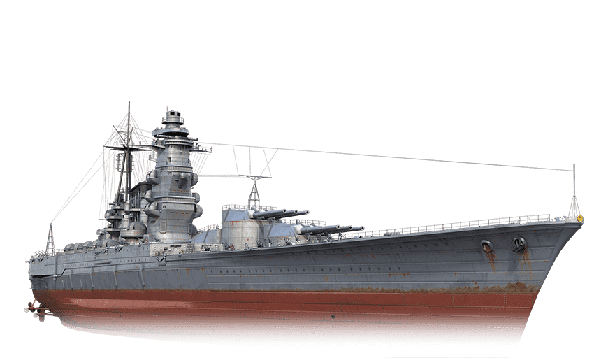 Izumo - Warships detailed statistics - WoWS Stats & Numbers - ASIA