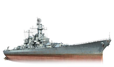 WoWS Stats & Numbers - EU - Montana - Warships detailed