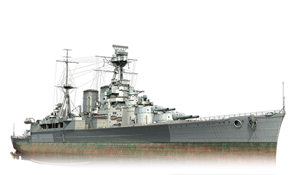 WoWS Stats & Numbers - EU - Hood - Warships detailed