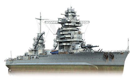 WoWS Stats & Numbers - EU - Lyon - Warships detailed