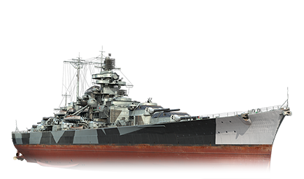 WoWS Stats & Numbers - EU - Tirpitz - Warships detailed