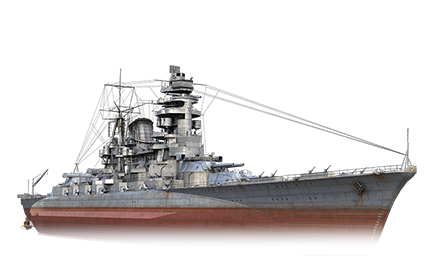 WoWS Stats & Numbers - EU - Amagi - Warships detailed