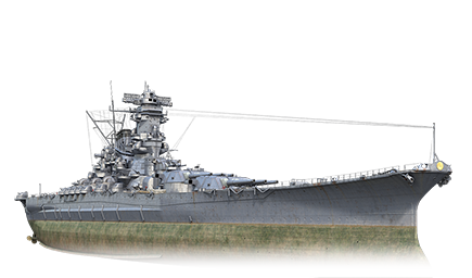WoWS Stats & Numbers - EU - Yamato - Warships detailed