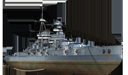 WoWS Stats & Numbers - EU - Pyotr Velikiy - Warships