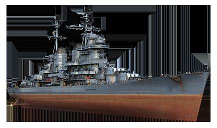 WoWS Stats & Numbers - EU - Dmitri Donskoi - Warships