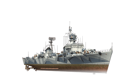 Neustrashimy Warships Detailed Statistics Wows Stats Numbers Ru