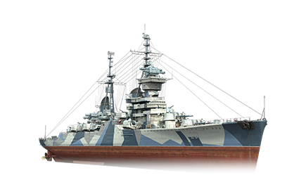 WoWS Stats & Numbers - ASIA - Irian - Warships detailed