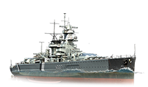 HSF Admiral Graf Spee