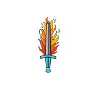 <b><font style='font-size:25px'>Пламенеющий меч</font></b><br>