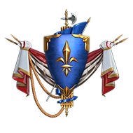 <b><font style='font-size:25px'>Marine Nationale I</font></b><br> Одержите победу в50боях, при этом войдите втоп-3 своей команды поколичеству заработанного опыта.<br>Выполняется в Случайных боях на кораблях Франции VIII-X уровней.