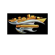 <b><font style='font-size:25px'>Командир эсминца III</font></b><br> Достигните значения 33000 среднего урона забой.<br>Выполняется в Случайных боях на эсминцах VIII-X уровней.