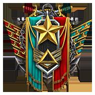<b><font style='font-size:25px'>Мастер Ранговых боёв. Элита</font></b><br> Получите 210звёзд запобеды вРанговых боях. Учитывается только первое получение звезды всезоне.<br>Выполняется в Ранговых боях на кораблях I-X уровней.